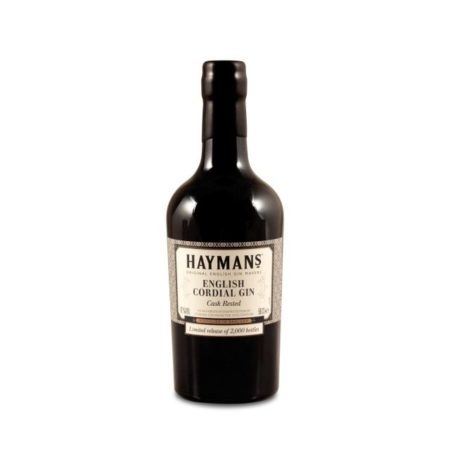 Hayman's Cordial Gin Cask Rested