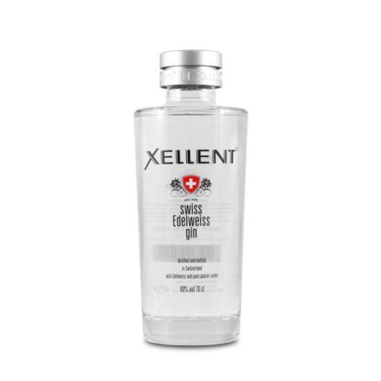 Xellent Swiss Edelweiss Gin