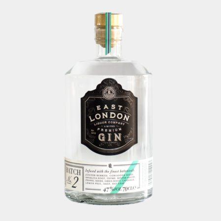 East London Gin Batch Nº 2