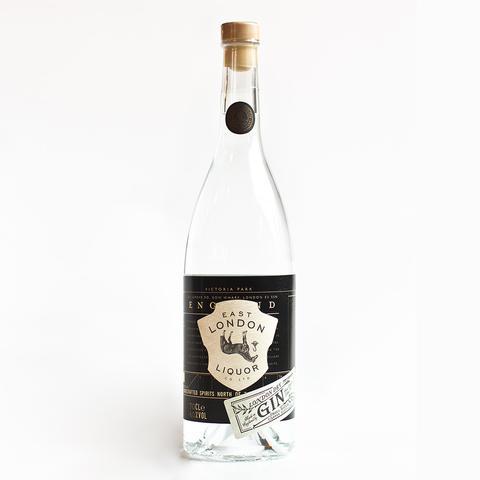 East London Liquor London Dry Gin