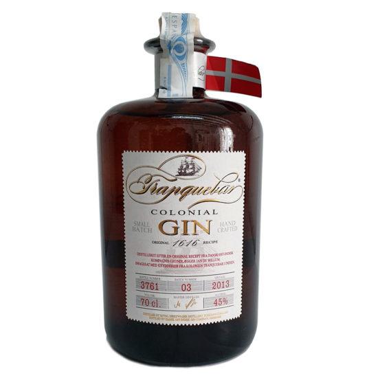 Tranquebar Colonial Gin