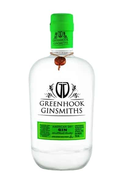 Greenhook Ginsmiths Dry Gin