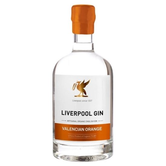 Liverpool Gin Valencia Orange
