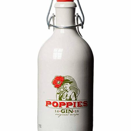 Poppies Gin