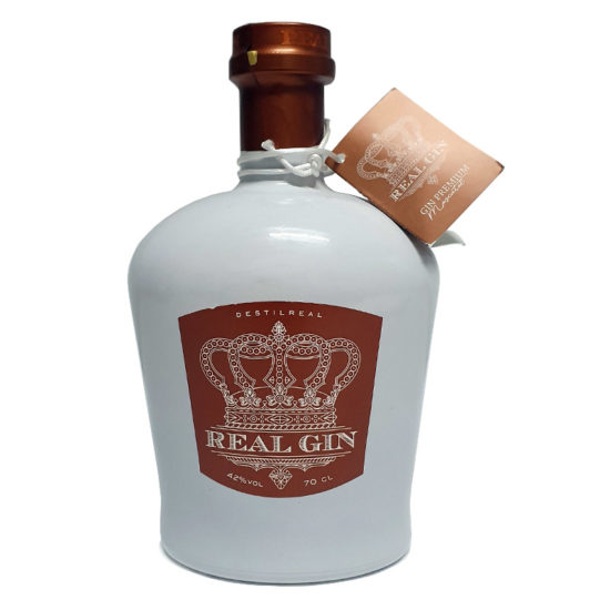 Real Gin Moscatel