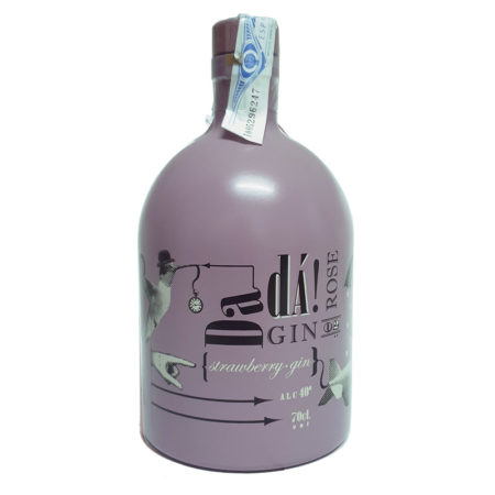 DaDá-Rose Strawberry Gin