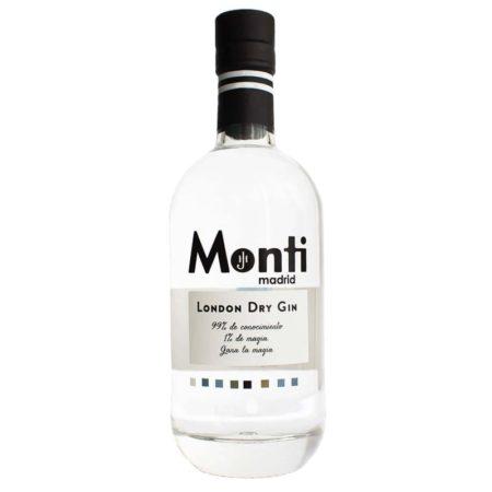 Monti London Dry Gin