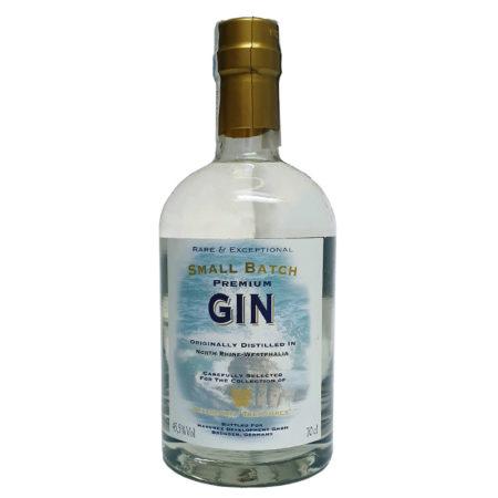 The Secret Treasures Gin Ocean And Vulcano