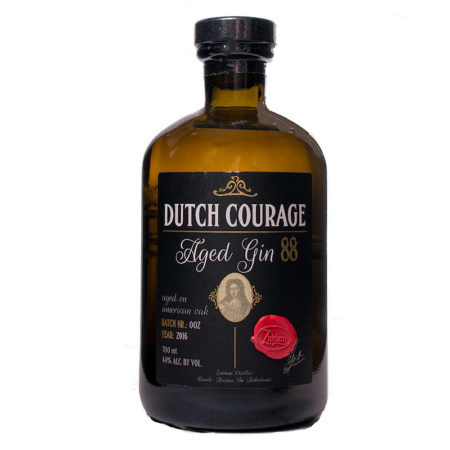 Zuidam Dutch Courage Aged Gin 88