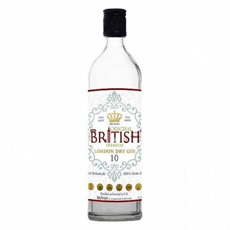British London Dry Gin