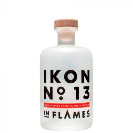 Gin In Flames Ikon Nº 13