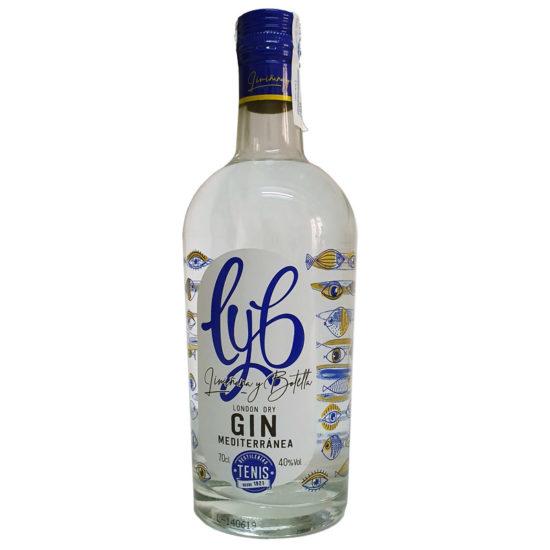 L y B Mediterránea Gin