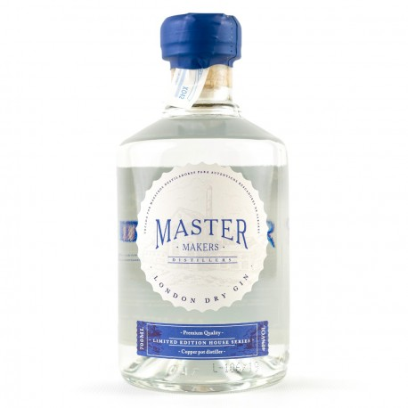 Master Makers London Dry Gin