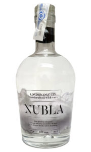 Nubla London Dry Gin