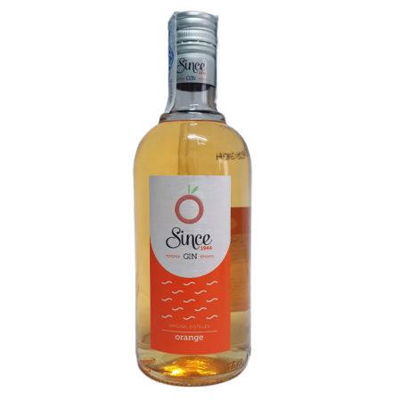 Since 1944 Orange gin