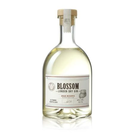 Blosson London Dry Gin Gran Reserva