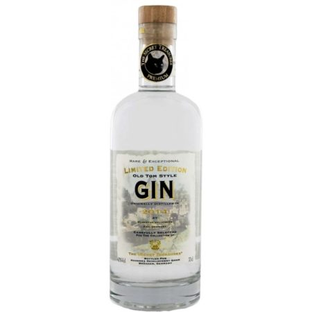 The Secret Treasures Gin Old Tom Style
