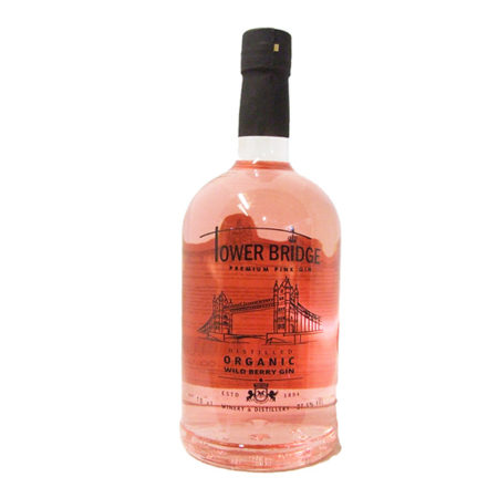 Tower Bridge Wild Berry Gin