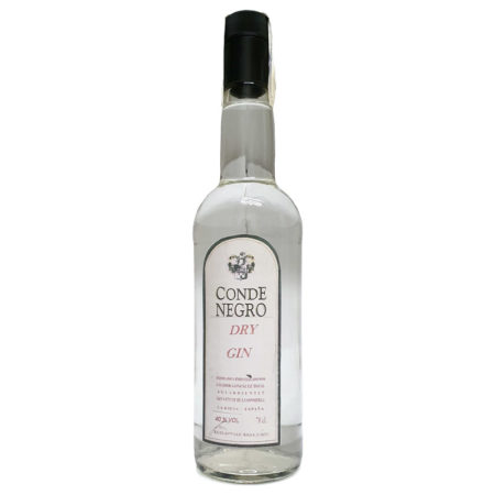 Conde Negro Dry Gin