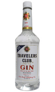 Travelers Club Extra Dry Gin