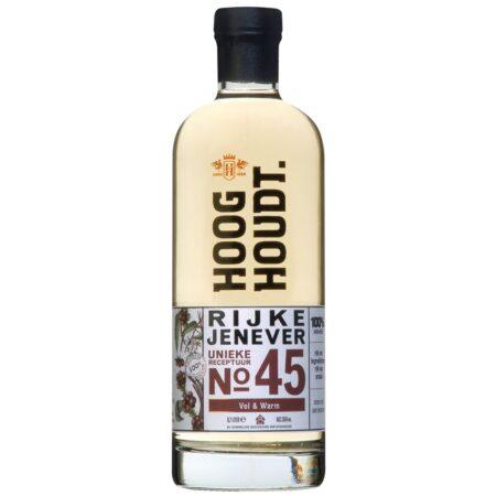Hooghoudt Rijke Jenever Nº 45 Gin