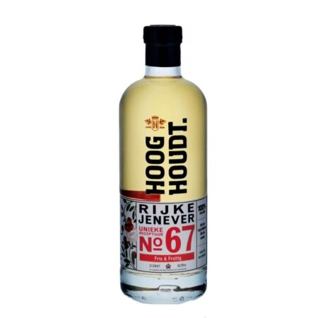 Hooghoudt Rijke Jenever Nº 67 Gin