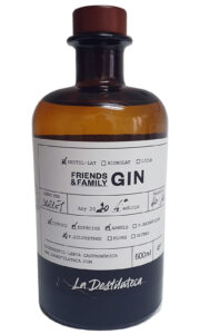 Friends And Family Gin