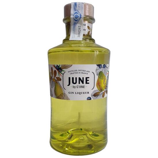 June Gin Liqueur ( Pera y Cardamomo )