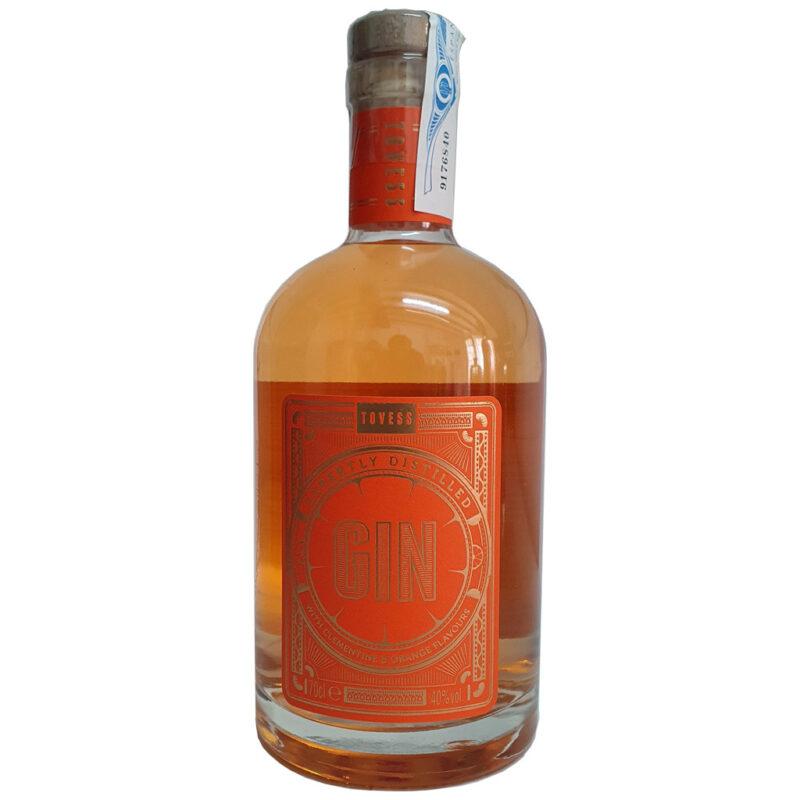 Tovess Gin ( naranja y clementina )