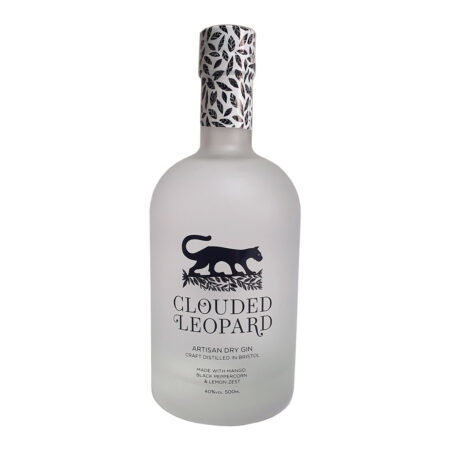 Clouded Leopard Gin