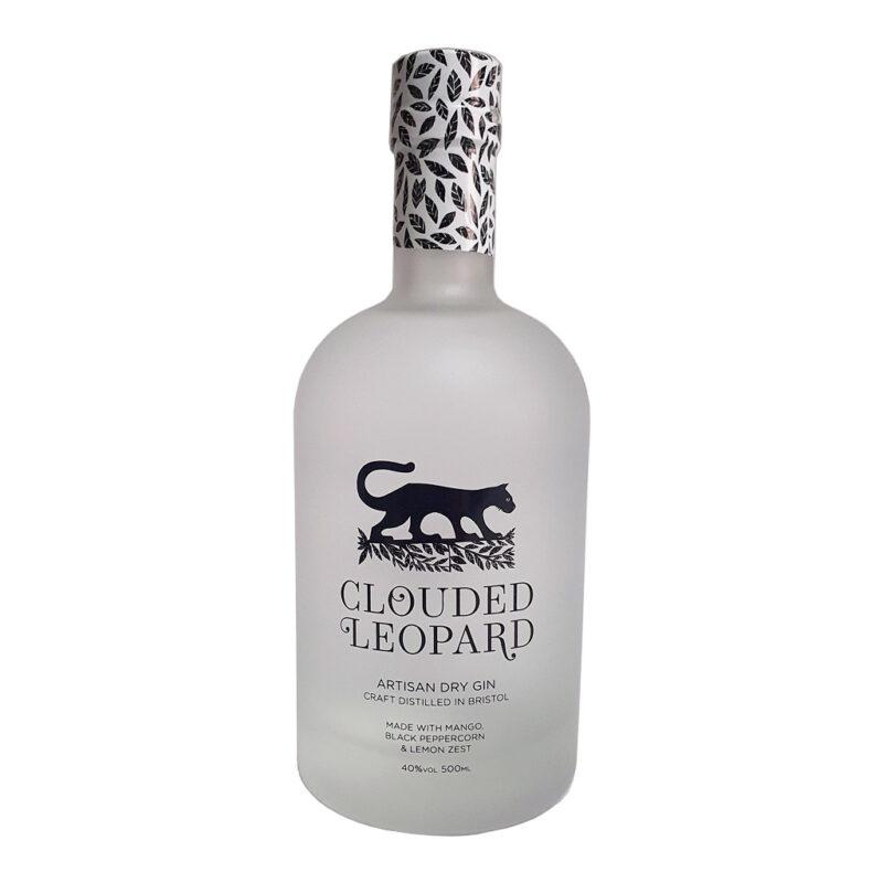 Clouded Leopard Gin