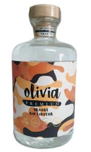 Olivia Orange Gin Liqueur