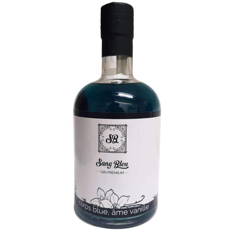 Sang Bleu Gin (Vainilla)