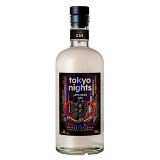 Tokyo Nights Gin