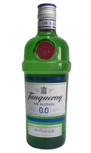 Tanqueray 0,0% London Dry Gin (Sin Alcohol)