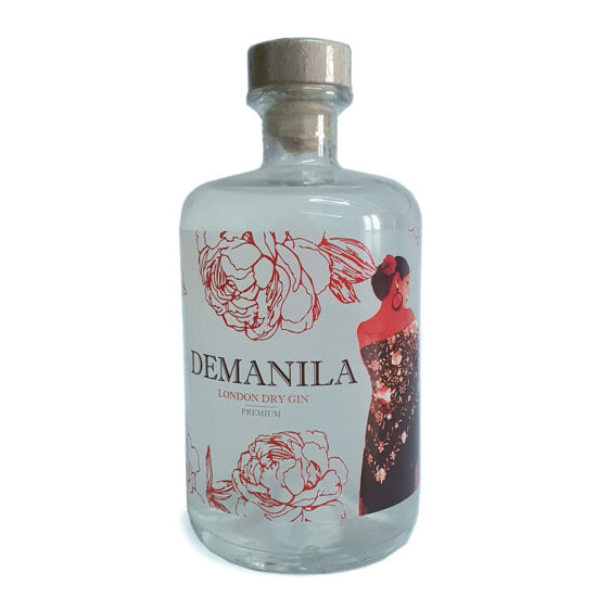 Demanila London Dry Gin
