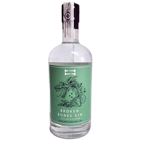 Broken Bones-Ljubljana Dragon Gin