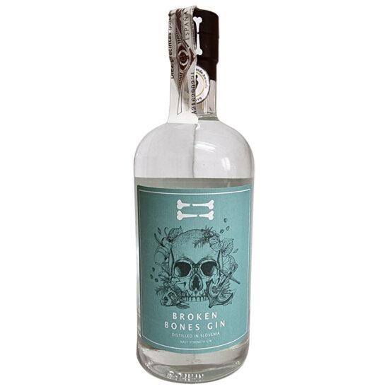 Broken Bones-Navy Strength Gin