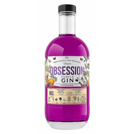 Obsession Purple Gin