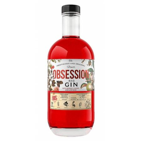 Obsession Red Gin