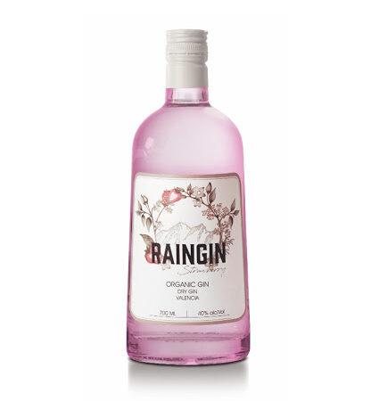 RainGin Strawberry Organic