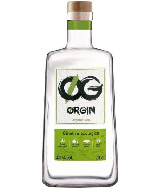 Orgin Organic Gin