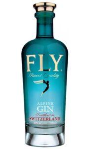 Fly Finest Quality Alpine Gin