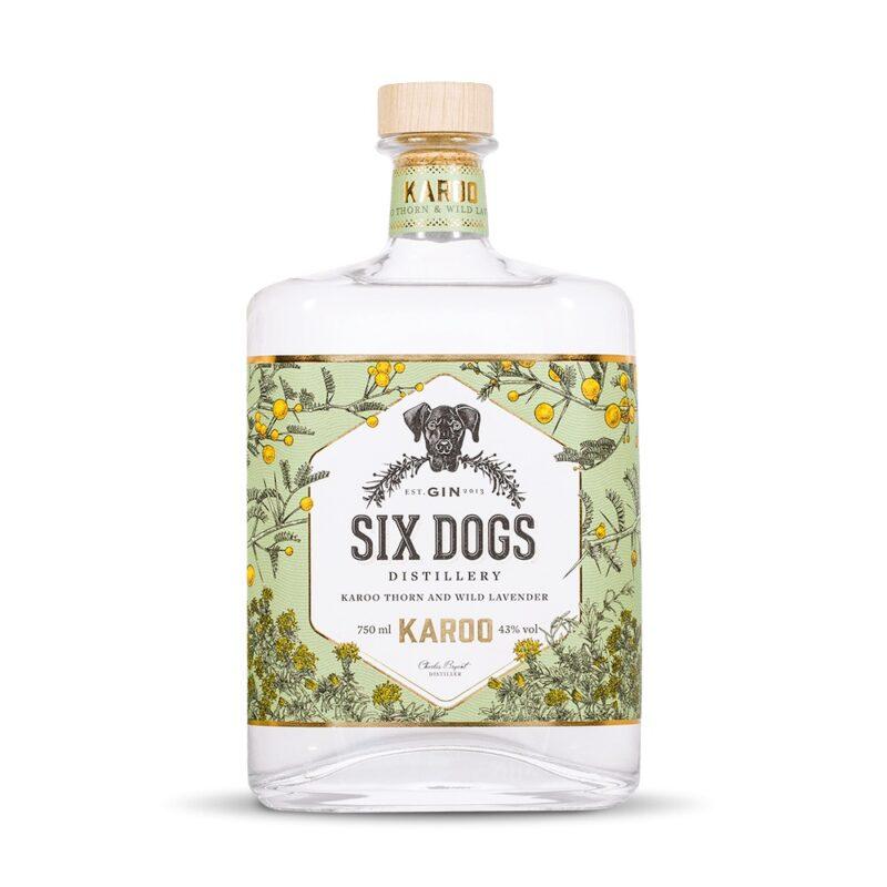Six Dogs Karoo Gin