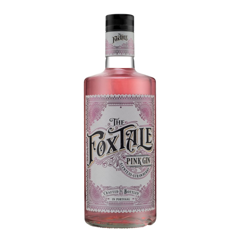 The Foxtale Pink Gin